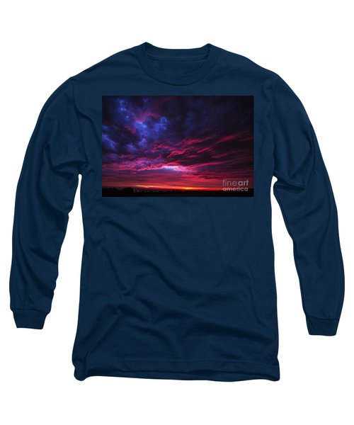 Anomaly Long Sleeve T-Shirt