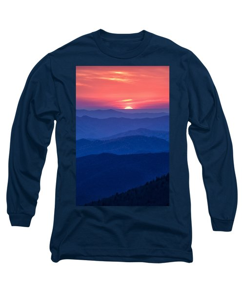 Long Sleeve T-Shirt featuring the photograph Another Day Ends by Andrew Soundarajan