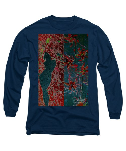 April Showers/ May Flowers Long Sleeve T-Shirt