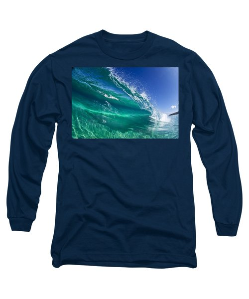 Aqua Blade Long Sleeve T-Shirt