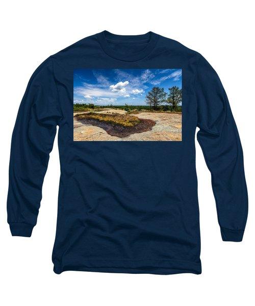 Arabia Mountain Preserve Long Sleeve T-Shirt