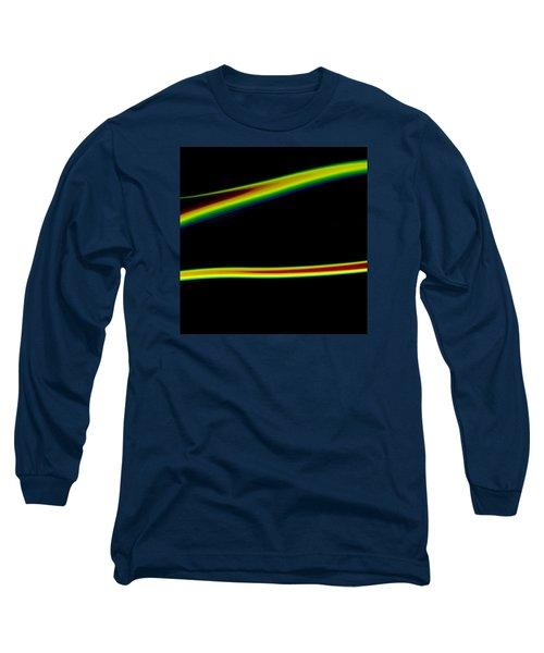 Long Sleeve T-Shirt featuring the painting Arc C2014 by Paul Ashby