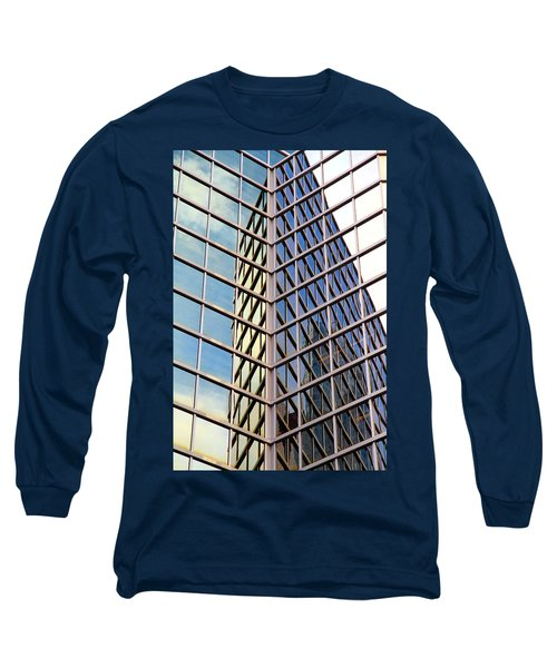 Architectural Details Long Sleeve T-Shirt