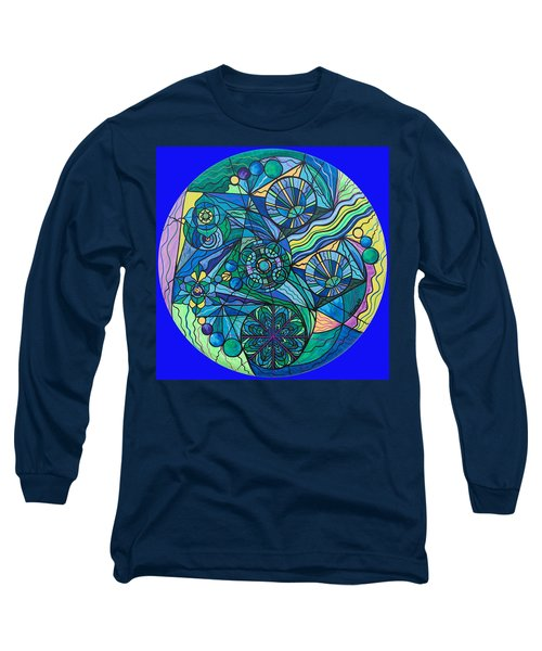 Arcturian Immunity Grid Long Sleeve T-Shirt