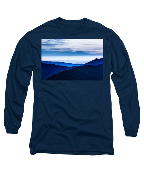 As Far As Our Eye Can See Long Sleeve T-Shirt