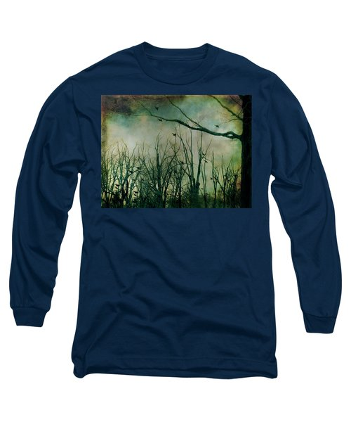 As Night Apaproaches  Long Sleeve T-Shirt
