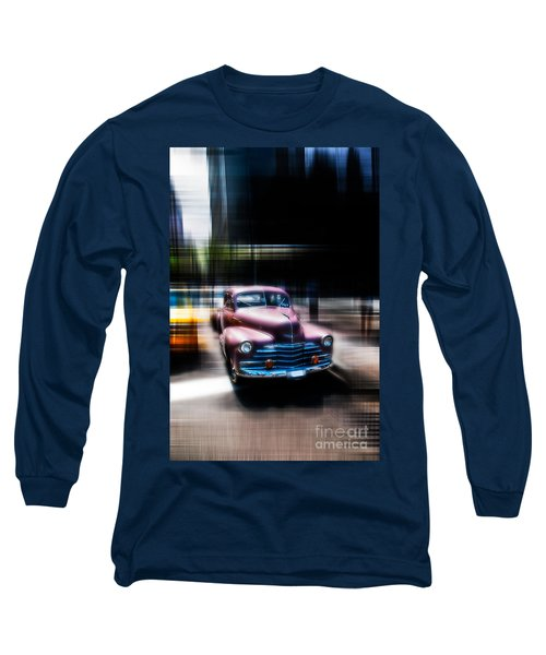 attracting curves III2 Long Sleeve T-Shirt