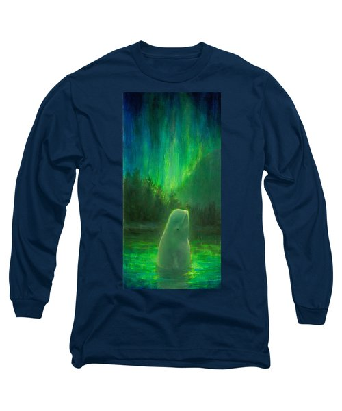 Aurora Beluga Long Sleeve T-Shirt