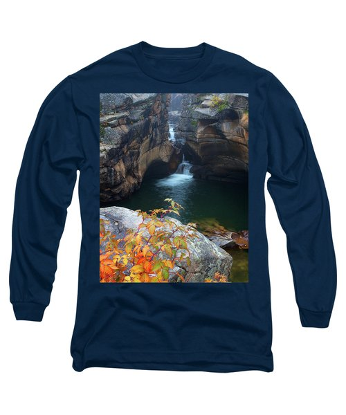 Autumn At The Grotto Long Sleeve T-Shirt