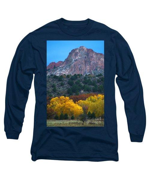 Autumn Of The Gods Long Sleeve T-Shirt