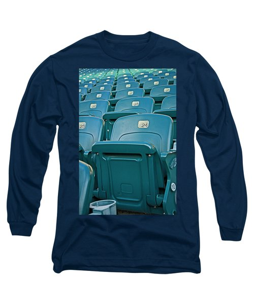 Awaiting The Crowds Long Sleeve T-Shirt