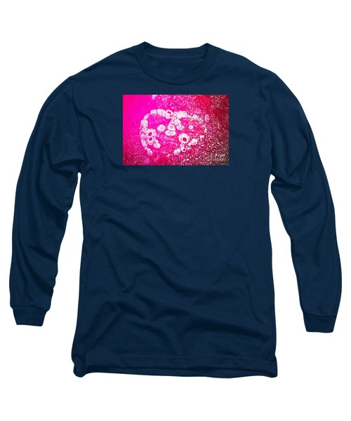 Long Sleeve T-Shirt featuring the photograph Barnacle Heart by Cynthia Lagoudakis