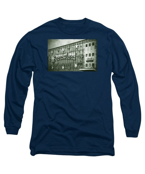 Barrowland Glasgow Long Sleeve T-Shirt by Liz Leyden
