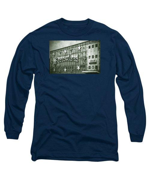 Barrowland Glasgow Long Sleeve T-Shirt