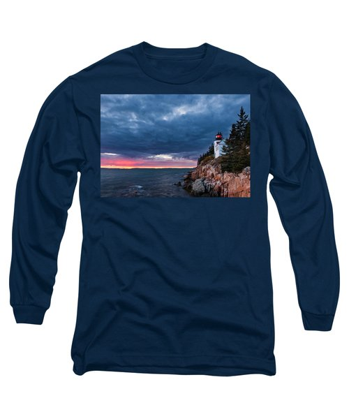 Bass Harbor Attitude Long Sleeve T-Shirt