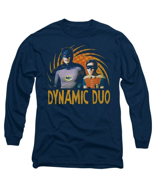 Batman Classic Tv - Dynamic Long Sleeve T-Shirt