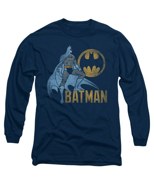 Batman - Knight Watch Long Sleeve T-Shirt
