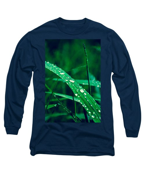 Beading Up Long Sleeve T-Shirt