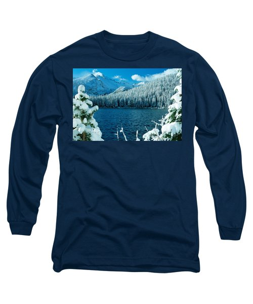 Bear Lake Long Sleeve T-Shirt