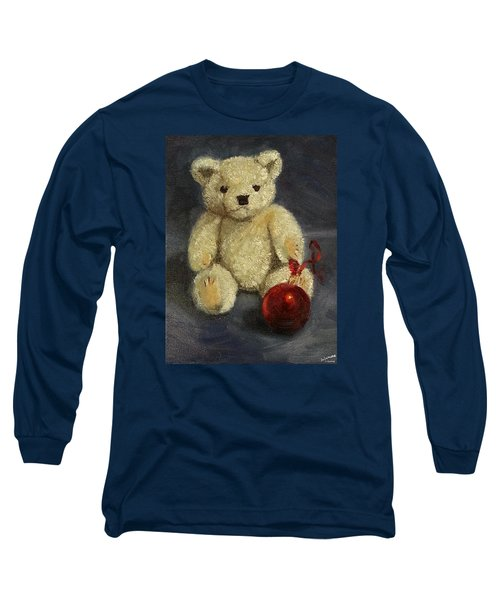 Beary Christmas Long Sleeve T-Shirt