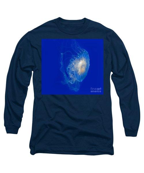 Beautiful Jelly Fish Art Prints Long Sleeve T-Shirt
