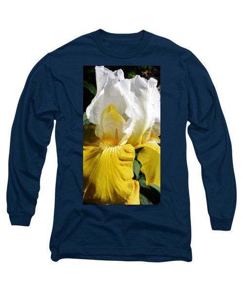 Beauty For The Eye Long Sleeve T-Shirt by Bruce Bley