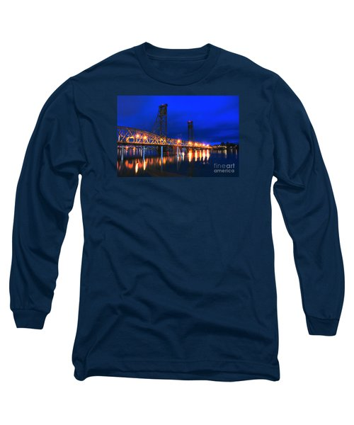 Before It Went Long Sleeve T-Shirt