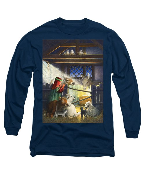 Behold The Child Long Sleeve T-Shirt