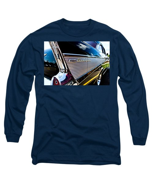Long Sleeve T-Shirt featuring the photograph Bel Air Reflections by Joann Copeland-Paul