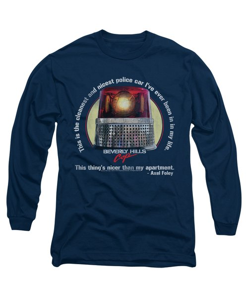Bhc - Nicest Police Car Long Sleeve T-Shirt