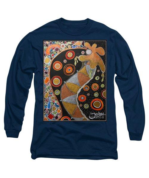 Biological Rhythms.. Long Sleeve T-Shirt