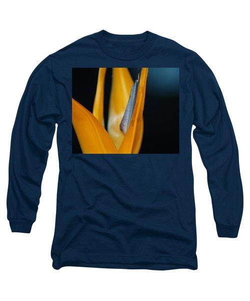 Birds Of Paradise Long Sleeve T-Shirt by Matt Harang