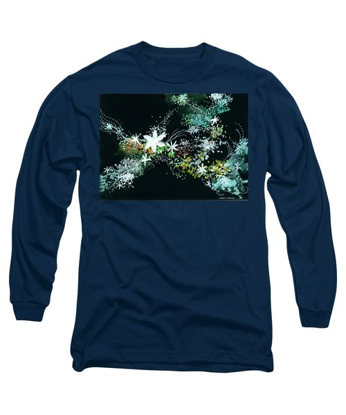 Black N White Long Sleeve T-Shirt