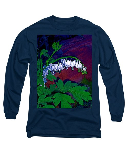 Bleeding Heart 1 Long Sleeve T-Shirt