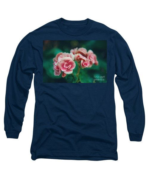 Long Sleeve T-Shirt featuring the photograph Blossom by Yew Kwang