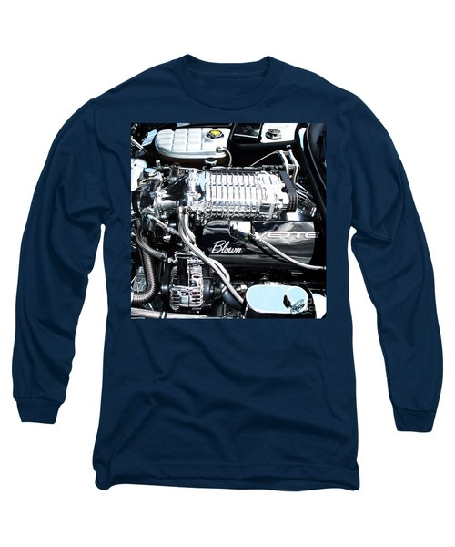 Blown 'vette Squared Long Sleeve T-Shirt