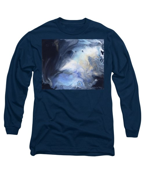Blue Heavens Long Sleeve T-Shirt by Jamie Frier