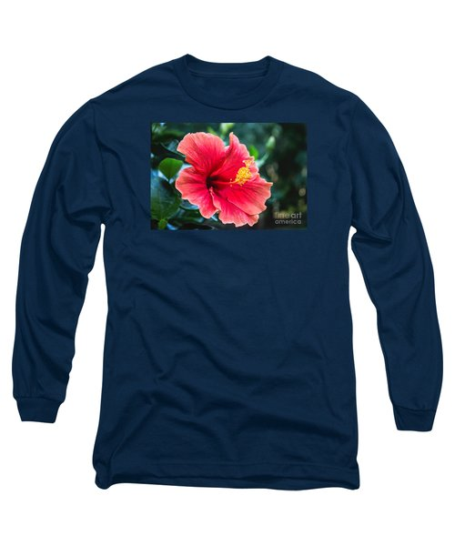 Bold And Beautiful Long Sleeve T-Shirt by Arlene Carmel