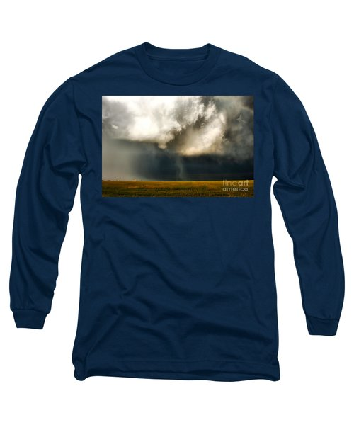 Brewing Storm Long Sleeve T-Shirt