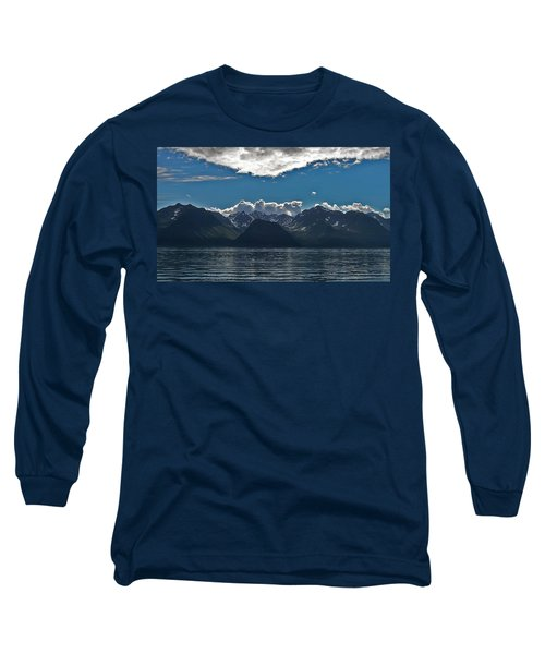 Long Sleeve T-Shirt featuring the photograph Bright And Cloudy by Aimee L Maher Photography and Art Visit ALMGallerydotcom