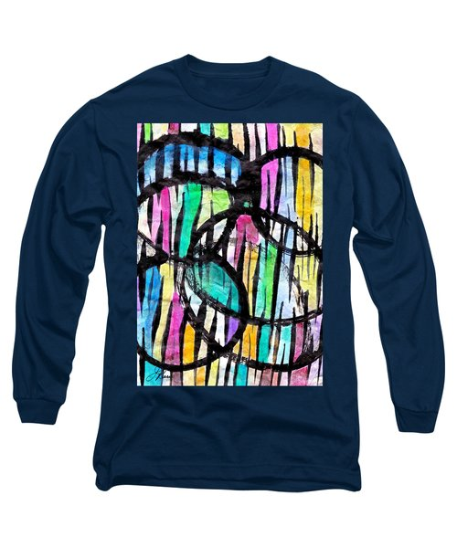 Broken Fences Long Sleeve T-Shirt