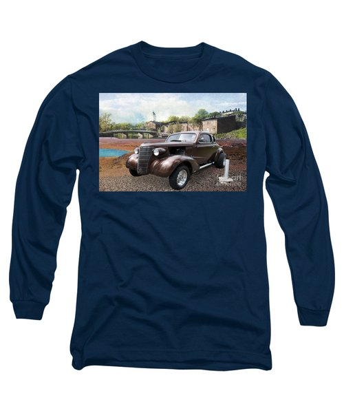 Brown Classic Collector Long Sleeve T-Shirt by Liane Wright