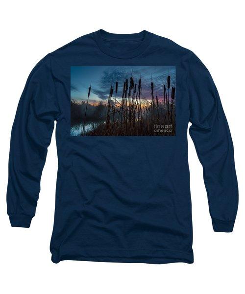 Bulrush Sunrise Long Sleeve T-Shirt