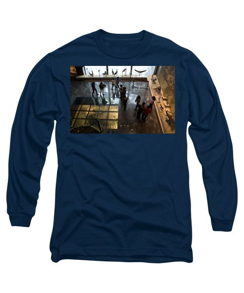 Buried Treasures Long Sleeve T-Shirt by Lynn Palmer