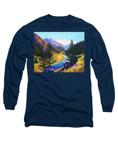 Cache De Poudre Long Sleeve T-Shirt