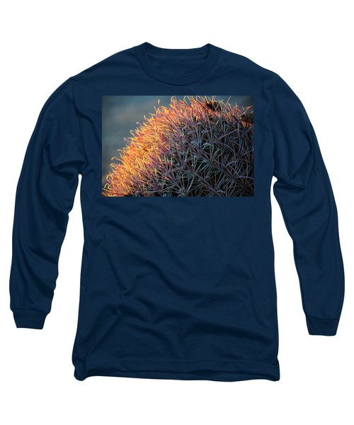 Cactus Rose Long Sleeve T-Shirt