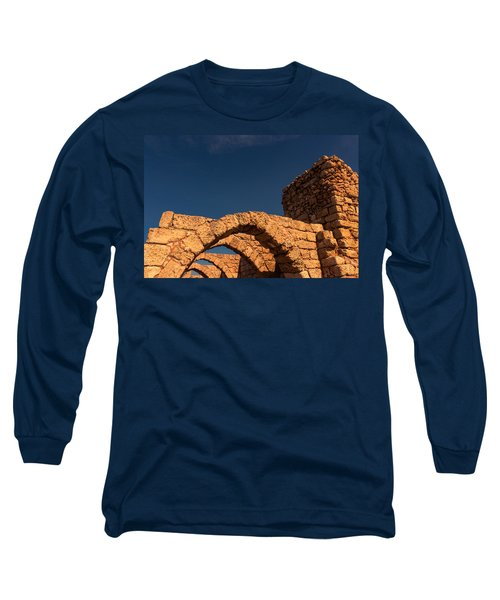 Caesarea Long Sleeve T-Shirt