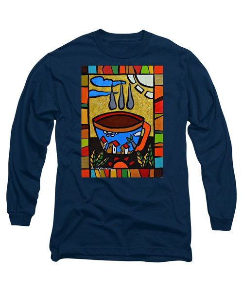 Cafe Criollo  Long Sleeve T-Shirt
