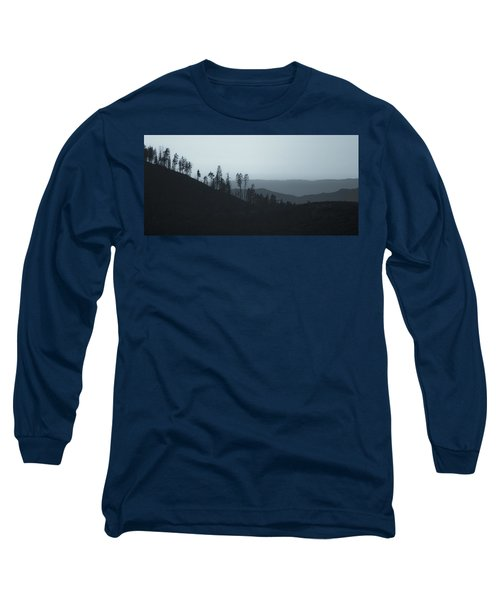 California Gray Skies Long Sleeve T-Shirt