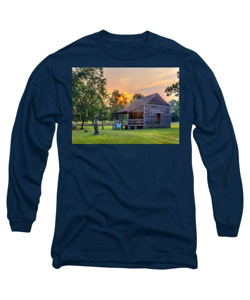 Camden Sunset Long Sleeve T-Shirt by Rob Sellers